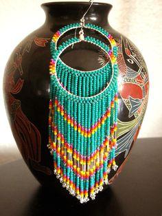 BlueRoseRedeye..these earrings are me!