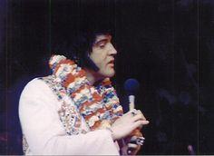 December 11, 1976  Elvis Presley In Concert Las Vegas Hilton