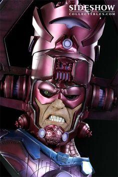 Galactus Legendary Scale Bust Closeup