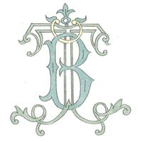 Just click on site for the most beautiful ever monograms.