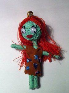Sally Night Before X-mas Voodoo String Doll Keychain NEW            . Check Price >> http://www.amazon.com/Before-Voodoo-String-Doll-Keychain/dp/B00BA4GDA6