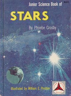 Junior Reading Program on Space - once long ago in a galaxy far far away ... the 1960's.