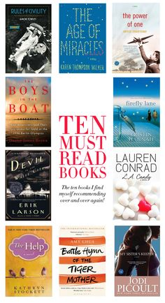 10 Great Books to Give as Gifts