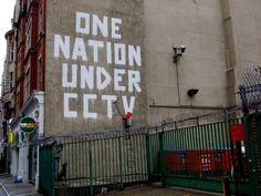 Bansky: One Nation Under CCTV (London 2008)