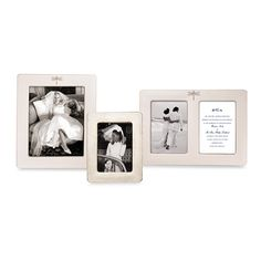 kate spade new york June Lane™ Silver Plated 8-Inch x 10-Inch Frame