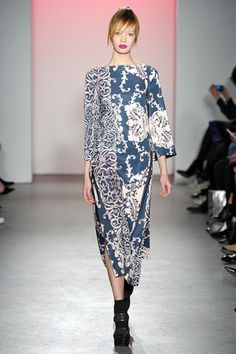 Nanette Lepore Ready To Wear Fall Winter 2015 New York - NOWFASHION