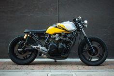 Honda CB750 by Ellis Brothers 6