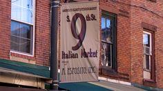 Italian Market - Philadelphia - Tourism Media