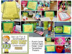 100th Day Station si