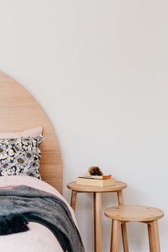Meet the hottest new furniture makers on the Australian scene. Light timber furniture in gently curved forms. Read their story and see more of their debut collection >>