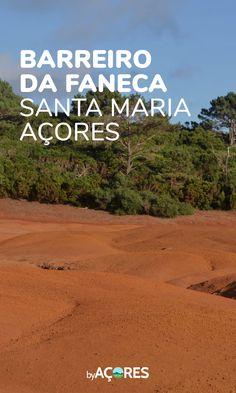 Atlantic Ocean, Santa Maria, Islands, Volcanic Ash, Landscape, Rouge, Virgin Mary