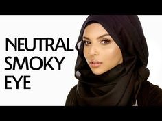 (6) Get Ready With Me: Neutral Smoky Eye | Sephora - YouTube