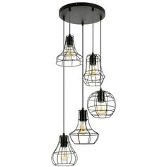 A shade encasing in a moulded wire pattern, this pendant alludes to an industrial setting. Outline, Spot Light, Wonderwall, Pendant Lamp, Wind Chimes, Ceiling Lights, Lighting, Outdoor Decor, Vintage
