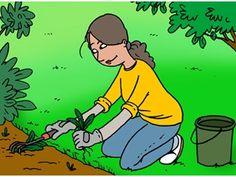 Onkruid verdelgen en voorkomen • #hoekanik #livios #diy www.livios.be