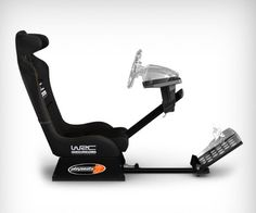 A Gaming Seat To Play Your Favorite Driving Games | Cool Feed.me - Cool Stuff To Buy And Drool Over