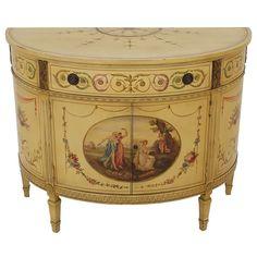 marinni | Мебель с росписью.Комоды.18-20 век.