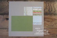 Stampin' Krystal: Etcetera Scrapbook Pages