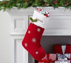 Christmas Stockings | Pottery Barn Kids