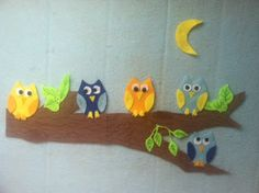 Trails & Tales: Five Little Owls    Oooohhh... my owl storytime needs a pick me up and this looks perfect!
