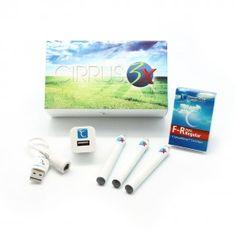 White Cloud Cirrus 3X Starter Kit