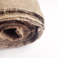 A lovely roll of Jute arrived today - Grey House England