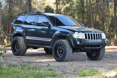 nightshade wk | REVKIT Lifted Jeep Cherokee, 2007 Jeep Grand Cherokee, Jeep Wk, Suv Trucks, Off Road Adventure, Jeep Parts, Jeep Life, Offroad, Cool Cars