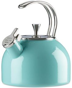 kate spade new york all in good taste 2.5-Qt. Tea Kettle, Only at Macy's - Kitchen Gadgets - Kitchen - Macy's