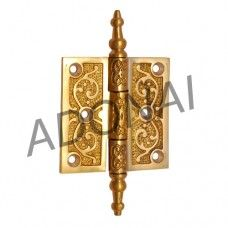 http://www.adonaihardware.com/Door-Accessories/Hinges - Brass decorative hinges - Gate hinges are used to secure your home and guard your house when you are away.  Adonai hardware  is best gate hinges manufacturer in India.