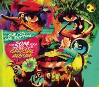 "One Love, One Rhythm - The Official 2014 FIFA World Cup Album (Deluxe Edition) - Includes ""We Are One (Ole Ola) by Pitbull feat. Jennifer Lopez & Claudia Leitte"" - the official 2014 FIFA World Cup song; ""Dar um Jeito (We Will Find a Way) by Santana & Wyclef feat. Avicii & Alexandre Pires"" - the official 2014 FIFA World Cup anthem; and ""Tatu Bom de Bola by Arlindo Cruz"" - the official 2014 FIFA World Cup mascot song."