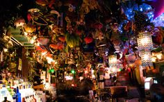 cubbyhole....funky eclectic bar...corner of west 12th and West 4th