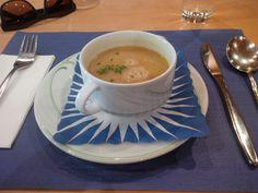 Soup @ Restaurant @ Hotel Reich