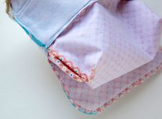 All in one handy bag pouch. Tutorials with pictures. DIY sewing. Шьем удобную сумочку.