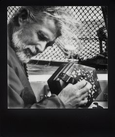 """""""Singing Shanties""""  Impossible Instant Lab photo by Patrick J. Clarke on PX600 """"black-frame"""" film"""
