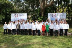 Se reúne Corral con gobernadores de la república mexicana en la Conago   El Puntero