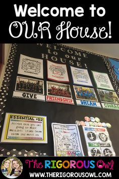 How We Implemented The House System Inspired by The Ron Clark Academy at Our School – The Rigorous Owl – Best Education Behavior Management, Classroom Management, Essential 55, Ron Clark, Harry Potter Classroom, Classroom Organization, Classroom Ideas, Classroom Rewards, Classroom Tools