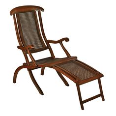 Authentic Models French Line Deck Chair