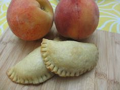 "Peach ""Not Fried"" Pies- Whitney Miller Masterchef"