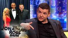 YouTube Kevin Bridges, The Jonathan Ross Show, Gifts For Sailors, Greek Gifts, Happy Belated Birthday, Navy Seals, Barack Obama, Scotland, Jokes