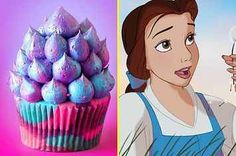 Just Pick Six Desserts And We'll Tell You Which Disney Princess You Are..I got Anna from frozen