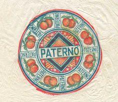 Vintage Food Labels, Vintage Packaging, Vintage Recipes, Vintage Prints, Vintage Designs, Fruit Packaging, Orange Paper, Lost Art, Graphic Design Typography