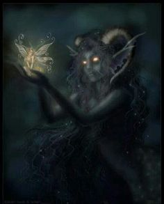 """Dark (Unseelie) court. The terms seelie and unseelie derive from old Gaelic words for happy and unhappy but probably more accurately rendered """"benevolent"""" and """"malevolent""""."""