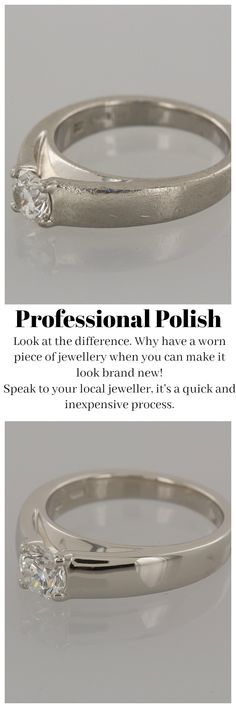 It's amazing what a professional polish can do! It can restore an item to its former glory, don't give up on your jewellery. Freshen it up! #TheVintageJeweller https://www.thevintagejeweller.co.uk