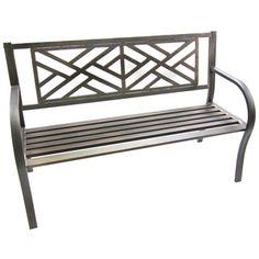 Jordan Manufacturing Maze Bench - 18370470 - Overstock.com Shopping - Great Deals on Jordan Manufacturing Outdoor Benches