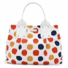 """Kate Spade """"Pitrizzia Dot Louis"""" Purse: Want this so badly!"""