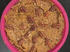 Best Vegan Desserts, Vegan Dessert Recipes, Vegan Pecan Pie, Vegan Friendly, Vegan Gluten Free, Sugar Free, Healthy, Easy, Food
