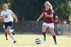 Elon women's soccer star and Southern Conference player of the year Nicole Dennion is battling a bone cancer - but she isn't alone. An incredible support network at #Elon and beyond is rallying to help her and you can, too! Read more: http://www.elon.edu/e-net/Article/90460