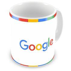 Lindas Caneca personalizada Google aqui na Arte Press!