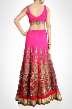 Sounia Gohil collection | Lehenga