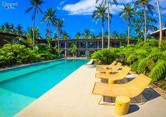 Pool @ Siama Hotel - Sorsogon, Philippines