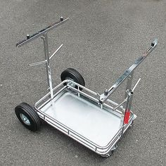 4 wheel kart #trolley for rotax crg tonykart alonso pro go kart #kosmic #gokart,  View more on the LINK: 	http://www.zeppy.io/product/gb/2/351467148876/